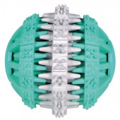 Trixie - Dental Toy - Mintfresh Ball - Natural Rubber - Ø 6 cm