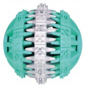 Trixie - Dental Toy - Mintfresh Ball - Natural Rubber - Ø 7 cm