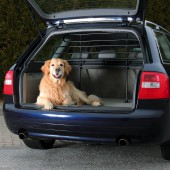 Car Dog Guard - 85/140 x 75x110 cm - Zwart