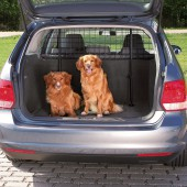 Car Dog Guard - 125/140 x 63/135 cm - Zwart