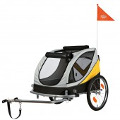 Bicycle trailer - 78 × 78 × 86 (150) cm