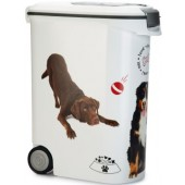 Curver - Voedselcontainer - Hond - 54 Liter / 20 Kilo