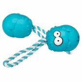 Coockoo Bumpies met touw Shorty Mint Caribbean Blauw - in 4 maten