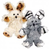KONG Cat SOFTIES Fuzzy Bunny - met Catnip