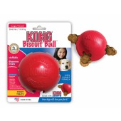 Kong Biscuit ball Rood - L