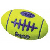 Kong Air Squeaker Football Geel Small