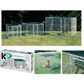 MIDWEST - Chain Link Kennel - 305x183x183cm  (LxBxH)