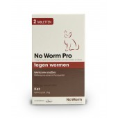 Emax - No Worm PRO - Kleine Kat & Kitten - 2 Tabletten