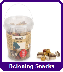 Beloning snacks